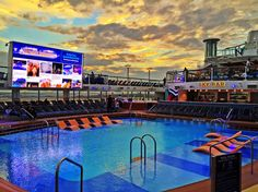 Anthem of the Seas | Book your adventure on the most modern ship at sea, and become entranced by entertainment all throughout the night.