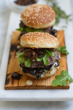 10 Recipes For An All-American Olympic Viewing Party | @saltandwind | Bison…