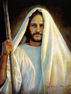 Jesus Christ Wall Art - Painting - The Savior by Greg Olsen Greg Olsen Art, Isaiah 9 6, Pictures Of Christ, Lds Pictures, Church Pictures, Religious Pictures, Scripture Pictures, Primary Chorister, Biblia Online