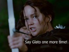 Katniss is on our side