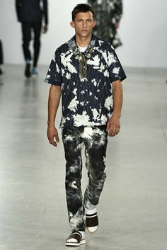 Casely Hayford, Spring 2017, London, firstVIEW.com