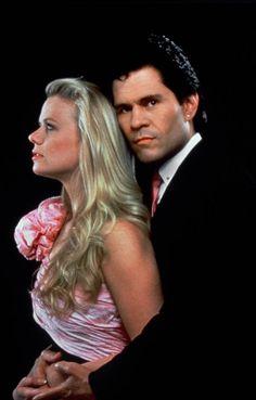Eden and Cruz on Santa Barbara Soap Opera (1984 - 1993)....the BEST. Especially when Eden got dual personalities. Love