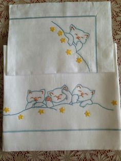 Good Pics Embroidery Designs baby Concepts Thanks for visiting fretting hand adornments! Embelleshment can be quite a enjoyable inventive wall Baby Embroidery, Hand Embroidery Patterns, Embroidery Applique, Cross Stitch Embroidery, Machine Embroidery, Embroidery Transfers, Baby Sewing, Baby Knitting, Needlework