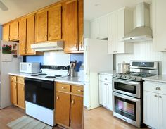 12 Kitchen Remodeling Projects (Before and After)