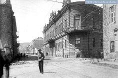 Vintage Armenian Photography: Alaverdyan Street, Yerevan, 1930