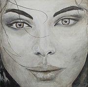 """Ventana a Mi Alma"" ""Window to my Soul"" Mixt Media/ canvas 1.20cm x 1.20cm"