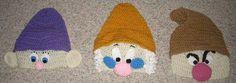 Ideas Crochet Baby Hats Disney Ideas For 2019 Disney Crochet Hats, Crochet Animal Hats, Crochet Kids Hats, Crochet Beanie Hat, Disney Hat, Knitted Hats, Crochet Cup Cozy, Irish Crochet, Knit Crochet