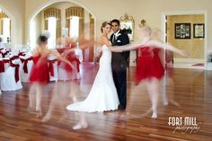 An artistic photograph to share from a recent wedding. Our bride is a dancer and had several dancers that she had trained to dance at her wedding. She wanted a unique photo to symbolize her love of dance and a moment with her and her husband. This is what I captured.