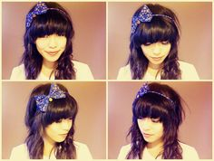 rowie deluxe bow headband by kisforkani on Etsy, $29.00