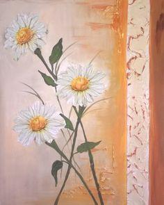 Acryl selbst gemalt