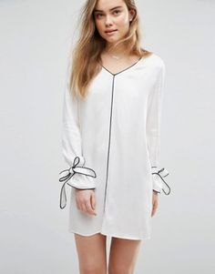 Search for white shift dress at ASOS. Shop from over styles, including white shift dress. Discover the latest women's and men's fashion online Casual Dresses, Short Dresses, Cheap Dresses, Maxi Dresses, Party Dresses, Maxi Dress Wedding, Latest Fashion Clothes, Fashion Online, Pajamas Women