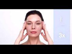 Omlazující masáž obličeje - YouTube