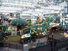 mall of america get to go here this weekend so pumped!
