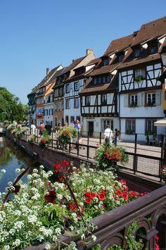 Petite Venise, Colmar, France