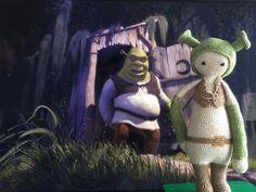 Lalylala Shrek (idee van Ramona Pelz)