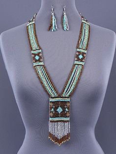 UnikLook Jewelry - Ethnic beaded long Necklace - Topaz or Red, $9.25 (http://uniklook.com/ethnic-beaded-long-necklace-topaz-or-red/)