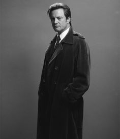 Colin Firth in 'Tinker Tailor Soldier Spy'