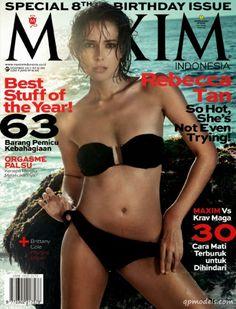 Rebecca Tan for Maxim Indonesia (December 2013) - http://qpmodels.com/asian-models/rebecca-tan/4930-rebecca-tan-for-maxim-indonesia-december-2013.html