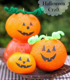 Last Minute Halloween Ideas | A Spoonful of Sugar