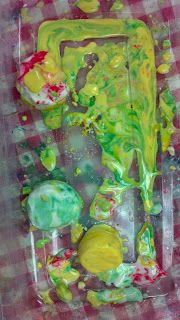 Diving Into Learning: Frozen Goo! #science