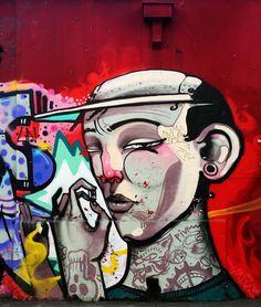 Street style... @arty.city #barrioyungay #streetstyle #streetartistry #arteurbano #artstreet