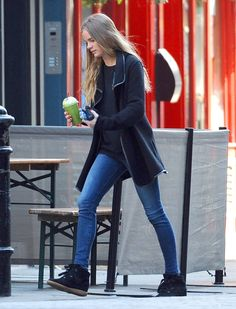 Pin for Later: Kate Middleton Would NEVER Do This Cressida Bonas Wearing Isabel Marant Sneakers in London