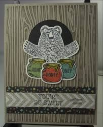 Image result for stampin up bear hugs card ideas