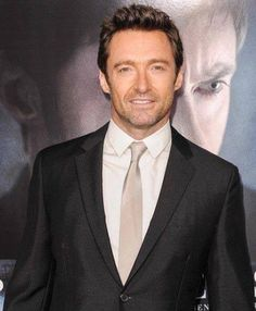 Hugh Jackman.  I knew who he was before he starred in any of the X-Men movies.