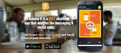 #BirdsBeep - All in one #chat #application for all generation user