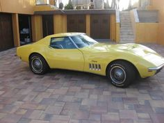 1969 Chevy Corvette Stingray Price - $78,000 Location - , Florida....looks just like my daddys