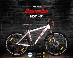 Very Few Days Left For Huge Mountain Bikes Sale at #Fipkart! Hurry up and Grab your Favorite Huge HDT -17 MTB Bike or Bikes Model. #RideWithHuge  https://goo.gl/P0jPVh For Product Inquiry call at : 9041021821