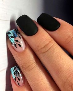 So niedlich kurze Acrylnägel Ideen Sie werden sie lieben! - - So niedlich kurze Acrylnägel Ideen Sie werden sie lieben! Gorgeous Nails, Love Nails, Pretty Nails, My Nails, Perfect Nails, Teal Nails, Dark Nails, Ombre Nail, Shellac Nails
