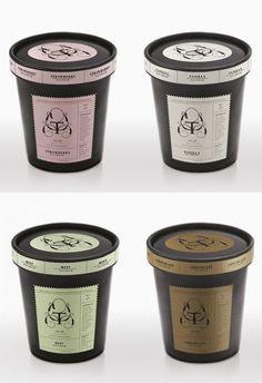 packaging para helados - Buscar con Google