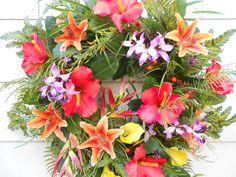Hawaiin Wreath
