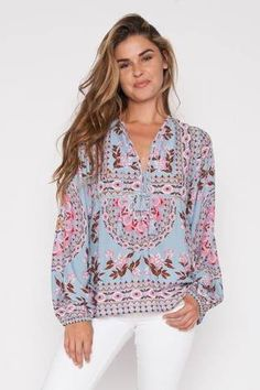 Image result for spell.pandora blouse