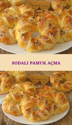 Bread Recipes, Cooking Recipes, Pastry Art, Homemade Beauty Products, Croissants, Healthy Baking, Baking And Pastry, Food Preparation, Macaroni And Cheese