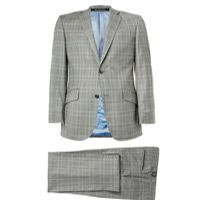 grey wools suits. The 1930's look we aim for is probably that of the later years of the era. The earlier look of the 30's is similar to that of the 20's and we have already covered that style. Take a more relaxed approach to styling with looser suits and knitted waistcoats/cardigans. Look into stylish pocket squares, leather gloves and two tone brogues to add that feeling of a 1930's gangster to your modern look.