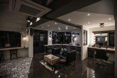 Design Room Hair Salon by SSOMOO DESIGN, Seoul – South Korea » Retail Design…