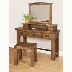 Rustic Oak Dressing Table Stool is natural appeal to grab people's attraction. Comes with the lowest price. more info visit our website: http://solidwoodfurniture.co/product-details-oak-furnitures-3156-rustic-oak-dressing-table-stool.html