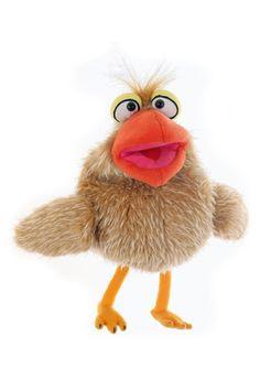 Bird - living puppet