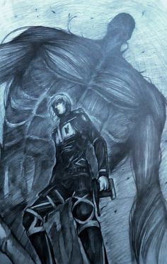 Colossal Titan: Armin Arlert