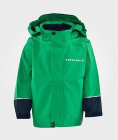 Geggamoja All-Weather Jacket Green