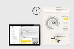 branding layout-finalized La Moulade by La Moulade , via Behance