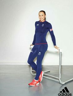 Jess Ennis, Ennis Hill, Sporty, Fitness, Style, Products, Fashion, Swag, Moda