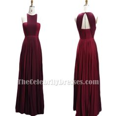 Blake Lively Burgundy Prom Dress Cannes 2014 Red Carpet ( US size 2, 4, 6, 8,10 (the color 'As in picture') are in stock ready to ship!)