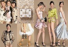 Sparkling party looks - Discover | Dolce & Gabbana