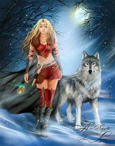 Alena Lazareva: Digital Art, Illustration, Fantasy | * ILLUSTRATIONS