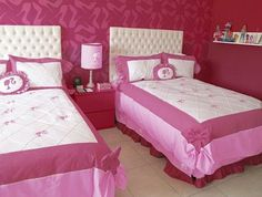 Barbie Bedroom.