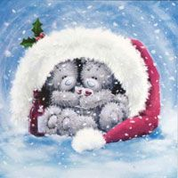 images of mum and dad christmas me to you bear card wallpaper