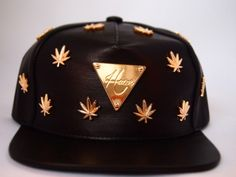 Hater Gold Cannabis with Garin Leather